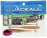 JACKALL(ジャッカル) ワーム アイシャッド テール ソルトRF 3.8インチ ゴーストメロウド
