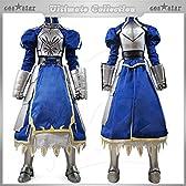 Fate/Zero フェイト/ゼロ セイバー風 鎧 コスプレ衣装 女性XS