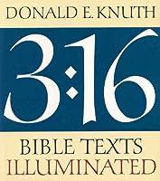 3: 16 : Bible Texts Illuminated