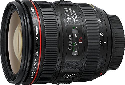 Canon 標準ズームレンズ EF24-70mm F4 L IS USM フルサイズ対応