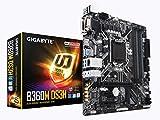 GIGABYTE B360M DS3H M-ATX マザーボード [Intel B360チップセット搭載] MB4346