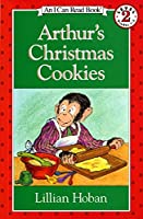 Arthur's Christmas Cookies (I Can Read Level 2)
