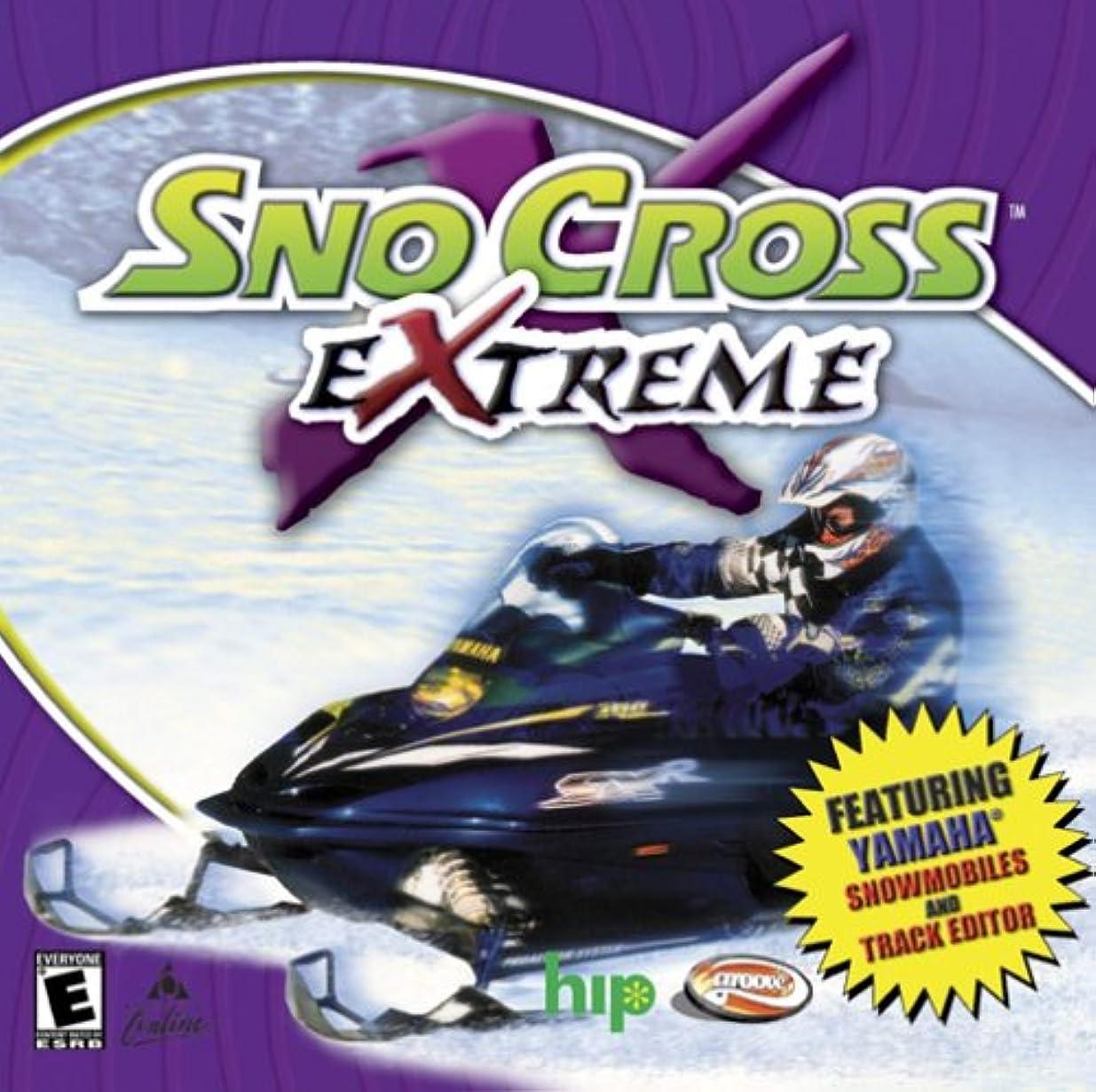 クッション引数安全なSnoCross Extreme (Jewel Case) (輸入版)
