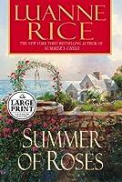 Summer of Roses (Random House Large Print)