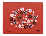 MIZUNO(ミズノ) スイムキャップ スイムタオル  リロ&スティッチ N2JY758562 18春夏モデル サイズ: レッド N2JY7585 62:レッド