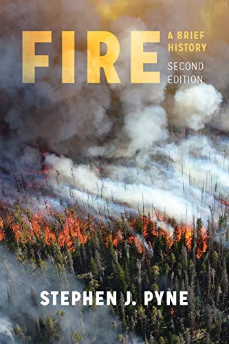 Download Fire: A Brief History (Weyerhaeuser Environmental Books) 0295746181