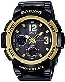 [カシオ]CASIO 腕時計 BABY-G Tripper 世界6局対応電波ソーラー BGA-2100-1BJF レディース