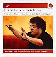 James Levine Conducts Brahms-Sony Clas