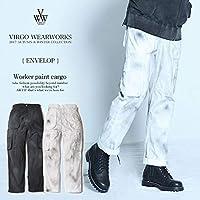 (ヴァルゴ)VIRGO Worker paint cargo vg-pt-269 WHITE 2