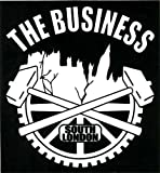 フレッドペリー South London Sticker (サウス・ロンドン・ステッカー)(BUSINESSAS-02)