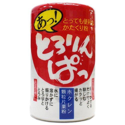 ホクレン とろりんぱ 顆粒片栗粉 160g 1個