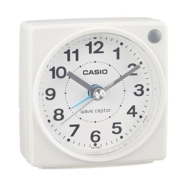 カシオ コンパクトサイズ電波時計の紹介画像7