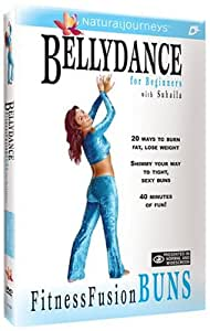 Bellydance Fitness Fusion With Suhaila: Buns [DVD] [Import]