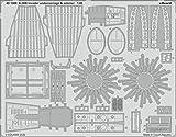 エデュアルド 1/48 A-26B インベーダー 外装エッチングパーツ (ICM用) プラモデル用パーツ EDU481008