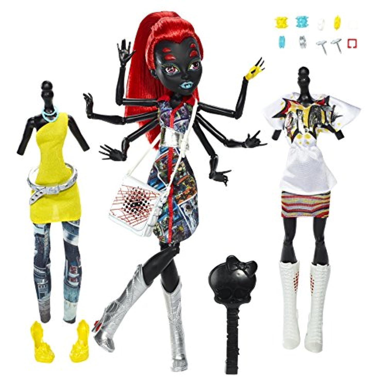 モンスター?ハイ ウィドウナ スパイダー Monster High WYDOWNA SPIDER Doll [並行輸入品]