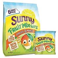 [Whitworths] Whitworths晴れミックスアップアプリコット&マンゴー6×18グラム - Whitworths Sunny Mix Ups Apricot & Mango 6 x 18g [並行輸入品]