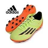 アディダス(adidas) サッカースパイク 22.5cm F10 TRX HG J  D66999 グロー/アースグリーン/ソーラーゼスト 国内正規品