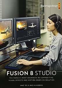 Blackmagic Design グラフィック編集ソフト FUSION 7 STUDIO 002935