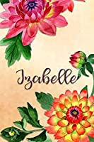 Izabelle: Personalized Journal for Her (Su Diario)