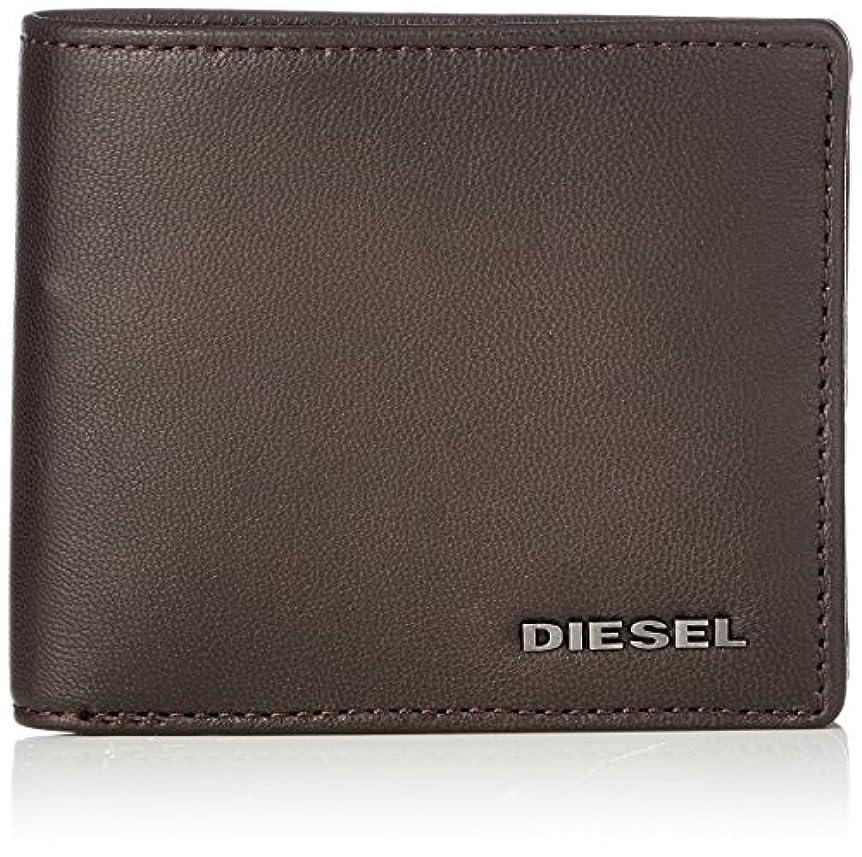 大きい摘む分泌する(ディーゼル) DIESEL メンズ 二つ折り財布 FRESH STARTER HIRESH S - wallet X04459PR227