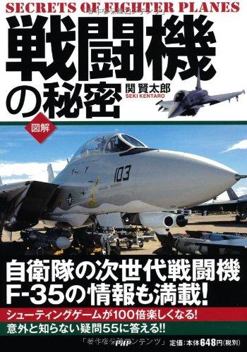[図解]戦闘機の秘密