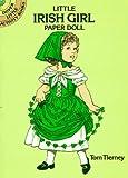Little Irish Girl Paper Doll (Dover Little Activity Books Paper Dolls)