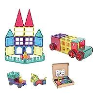 磁気ビルディングブロック磁気建設ピース玩具磁気ピース子供早期教育マグネット