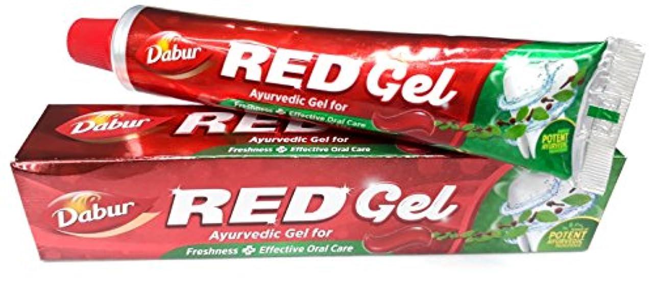 クッション鰐王朝Dabur Red Gel - 150 g