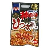 【東海限定】亀田の柿の種 ひつまぶし風味 5袋入