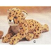 WWF チーター ベビービーンズ L