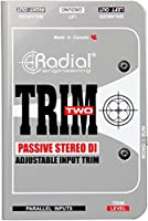 Radial Trim-Two Passive 2-channel AV DI with Trim [並行輸入品]