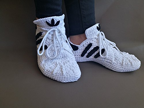 Crochet Pattern Adidas adult w...