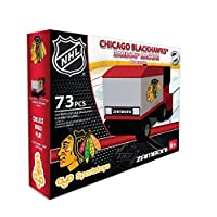 OYO Sports NHL Buildable Zamboni Chicago Blackhawks