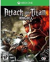 Attack on Titan (輸入版:北米) - XboxOne