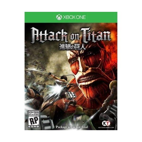 Attack on Titan (輸入版:北米)...の商品画像