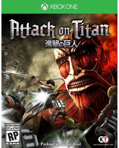 Bandai Games(World) Attack on Titan (輸入版:北米) - XboxOne
