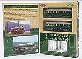 【限定】鉄道コレクション 叡山電鉄デナ21型ポール仕様2両セット 【叡電】