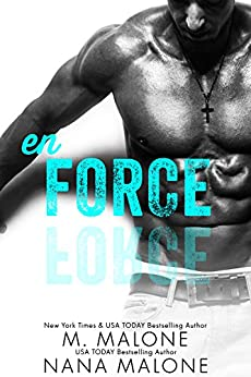 Enforce (The Shameless Trilogy Book 5) by [Malone, M., Malone, Nana]