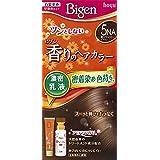 ホーユー ビゲン香りのヘアカラー乳液5NA (深いナチュラリーブラウン) ×6個