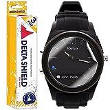 Martian Notifier Smartwatchスクリーンプロテクター[ 3- Pack ]、DeltaShield BodyArmorフルカバースクリーンプロテクターfor Martian - Best Reviews Guide