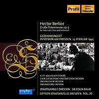 Grosse Tontenmesse Op. 5: Requiem by HECTOR BERLIOZ (2008-11-18)