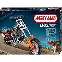 Meccano Evolution Chopper [並行輸入品]