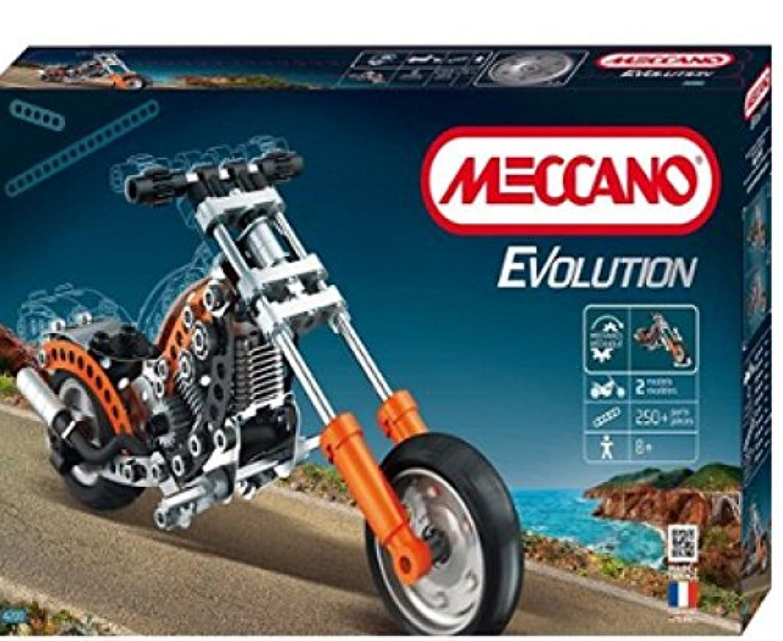 Meccano Evolution Chopper [並行輸入品]