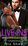The LIVE-INS: Interracial BWWM Billionaire Romance (English Edition)