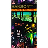 Road to Albertane: Hanson Tour 98 [VHS] [Import]