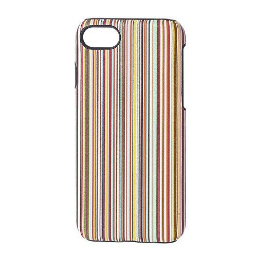 ポールスミス(PAUL SMITH) スマートフォンケース AUXC 5173 W810A 92 シグネチャーストライプ マルチ iPhone7/iPhone8 [並行輸入品]