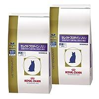 【2袋セット】ロイヤルカナン 食事療法食 猫用 セレクトプロテイン ダック&ライス ドライ 2kg
