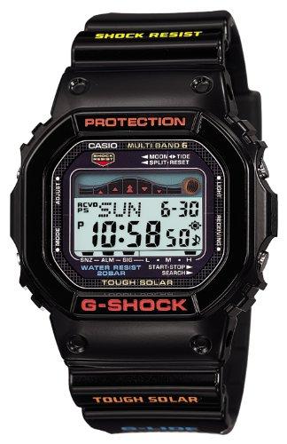 [カシオ]CASIO 腕時計 G-SHOCK ジーショック G-LIDE 電波ソーラー GWX-5600-1JF メンズ