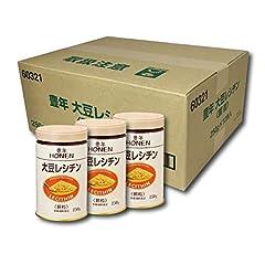 豊年 大豆レシチン(顆粒250g缶)×12個セット