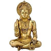ガンジスインディアLord Rama常に存在in My Heart – 真鍮Statue